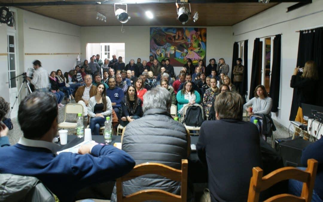 """MIGUEL FERNÁNDEZ: """"EL ORDENAMIENTO TIENE ATRÁS UN TRASFONDO QUE ES EL DESARROLLO PRODUCTIVO Y EN ESO ESTAMOS TRABAJANDO"""""""