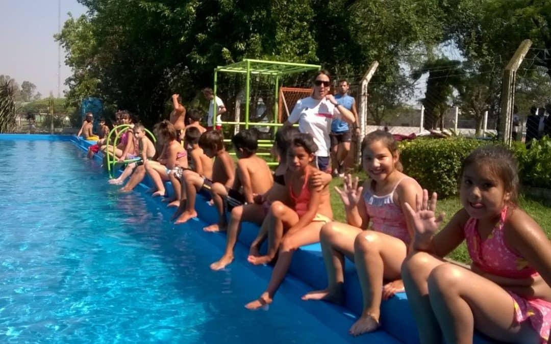El lunes inician las actividades deportivas en Casa del Niño