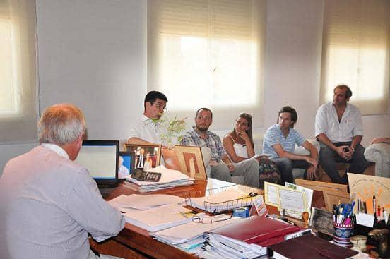 Reunión de la Comisión de Emergencia Agropecuaria