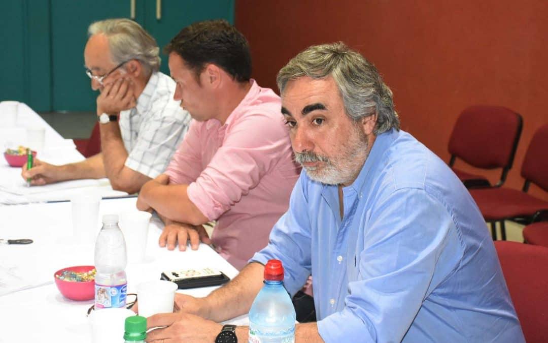 Con la presencia del Intendente, el Comité de Cuenca realizó el balance del año