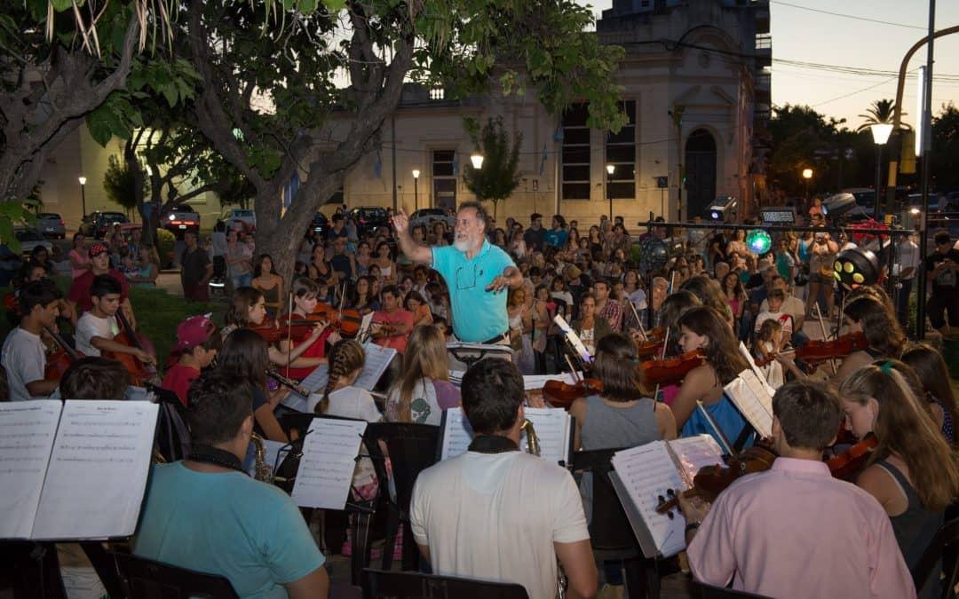 Este viernes se presenta la Orquesta Juvenil