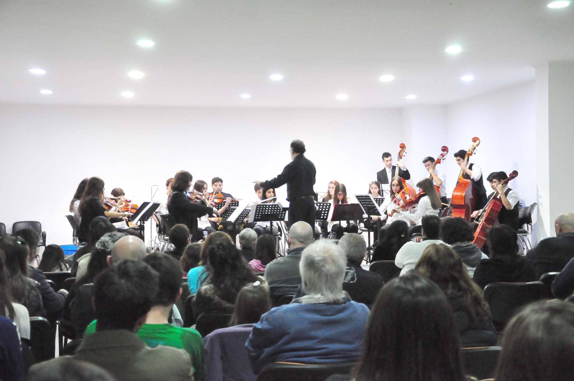 Concierto de la Escuela Municipal de Música