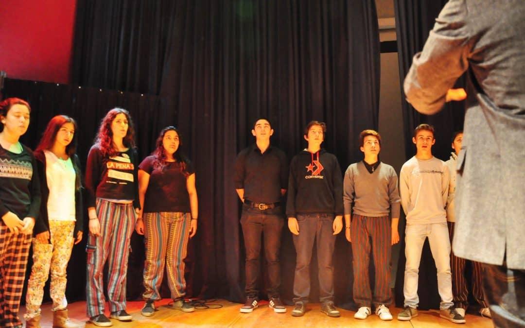 Concierto de Coros en la Escuela Municipal de Música