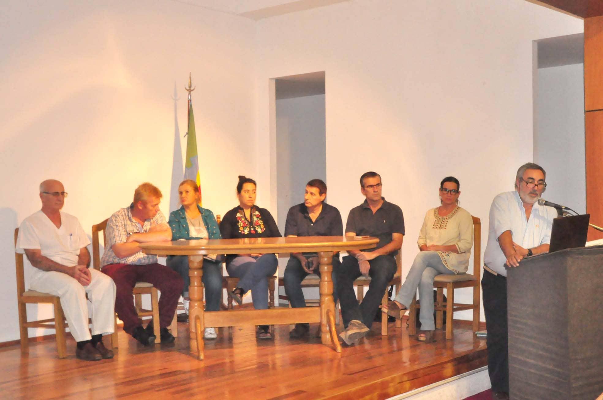 Fernández presentó un informe de relevamiento