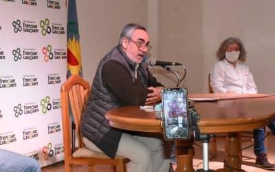 DIECISIETE RESPIRADORES EN EL DISTRITO Y UNA CÁMARA DE BIOSEGURIDAD NIVEL 2