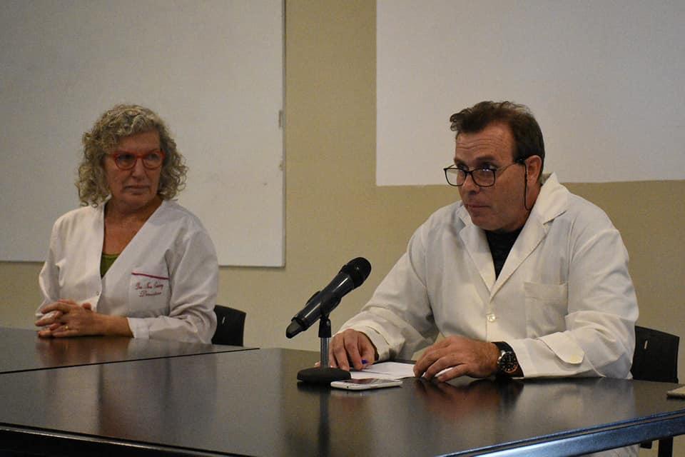 CORONAVIRUS: UN CASO SOSPECHOSO Y 189 PERSONAS EN CUARENTENA EN TODO EL DISTRITO