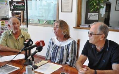 En conferencia de prensa se anunciaron los detalles de los corsos municipales 2018