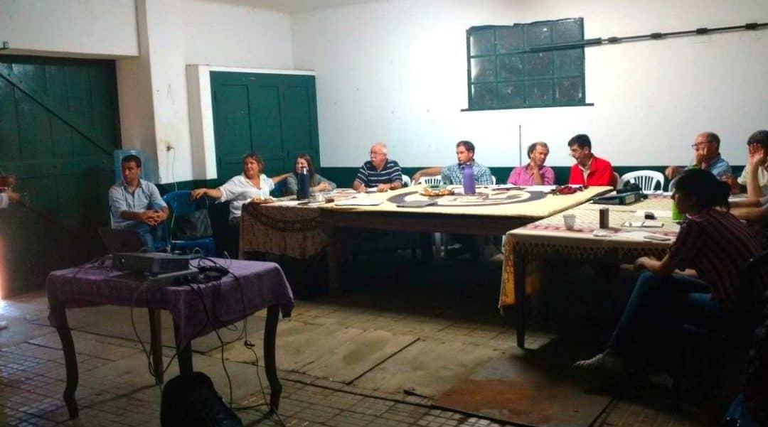 Se realizó la última reunión del año del Consejo Asesor de Ambiente
