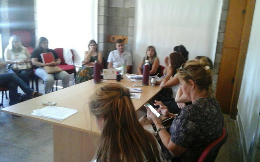 Se realizó la última sesión del año del Consejo Local de Niñez
