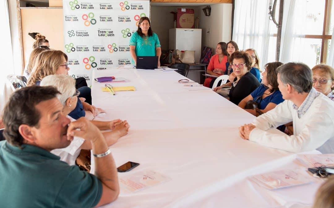 El martes se reúne el Consejo Municipal para Personas con Discapacidad