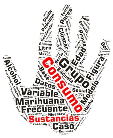 Informe sobre consumo de sustancias en jóvenes escolarizados