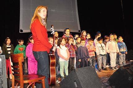 Festival a beneficio de Casa del Niño