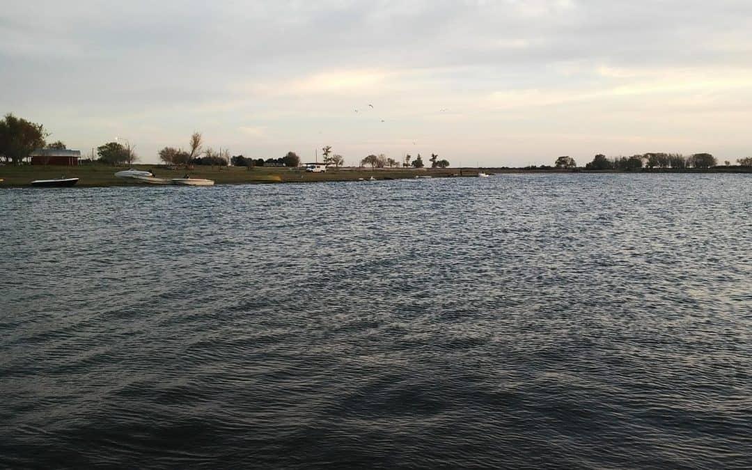 El Municipio realiza trabajos en la laguna de Cuero de Zorro