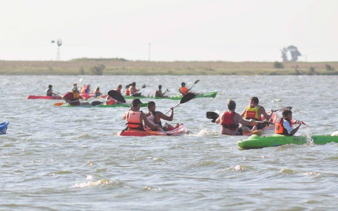 Se lanza el primer Torneo de Pesca en Kayak del Oeste Bonaerense