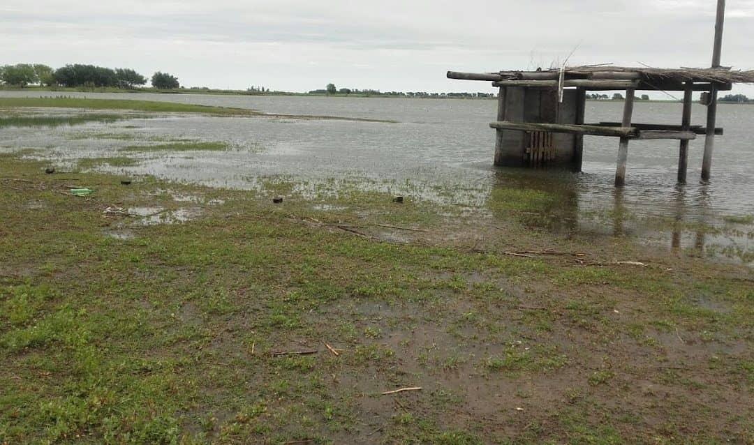 Inundaciones: intendentes de la región se reúnen el lunes en Villegas