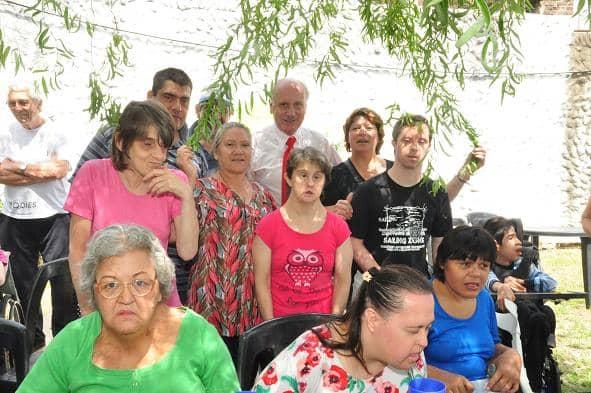 El Hogar Cumen Che festejó su 11º aniversario