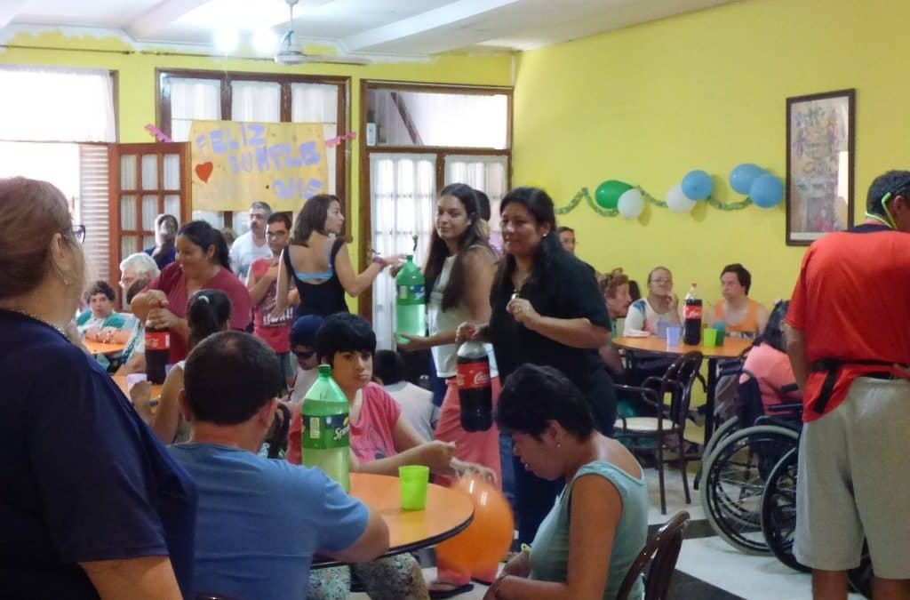 El Municipio festejó hoy el cumpleaños número 14 del Cumen Che