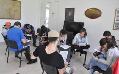 Se realizó el primer encuentro del Curso de Introducción al Trabajo del Programa Jóvenes