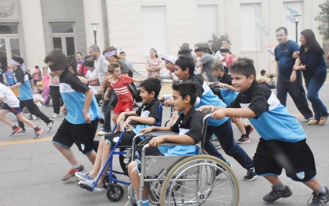 Se realizaron actividades por el Día Internacional de las Personas con Discapacidad