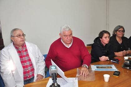Conferencia de Defensa Civil y el Municipio