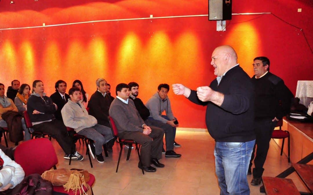 Defensa Civil realizará una capacitación para personal de Jardines Maternales