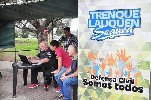 El lunes 28 se reúne Defensa Civil Región XI