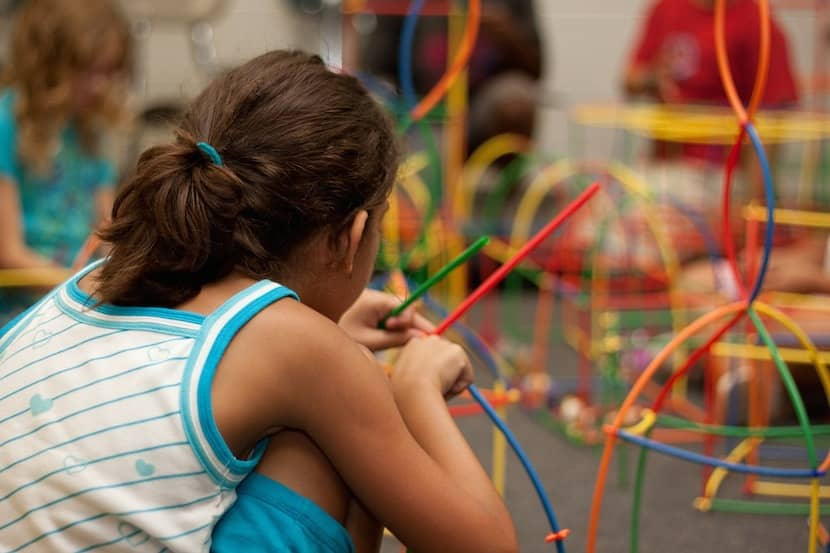 Jornada recreativa por el Día del derecho del niño a jugar