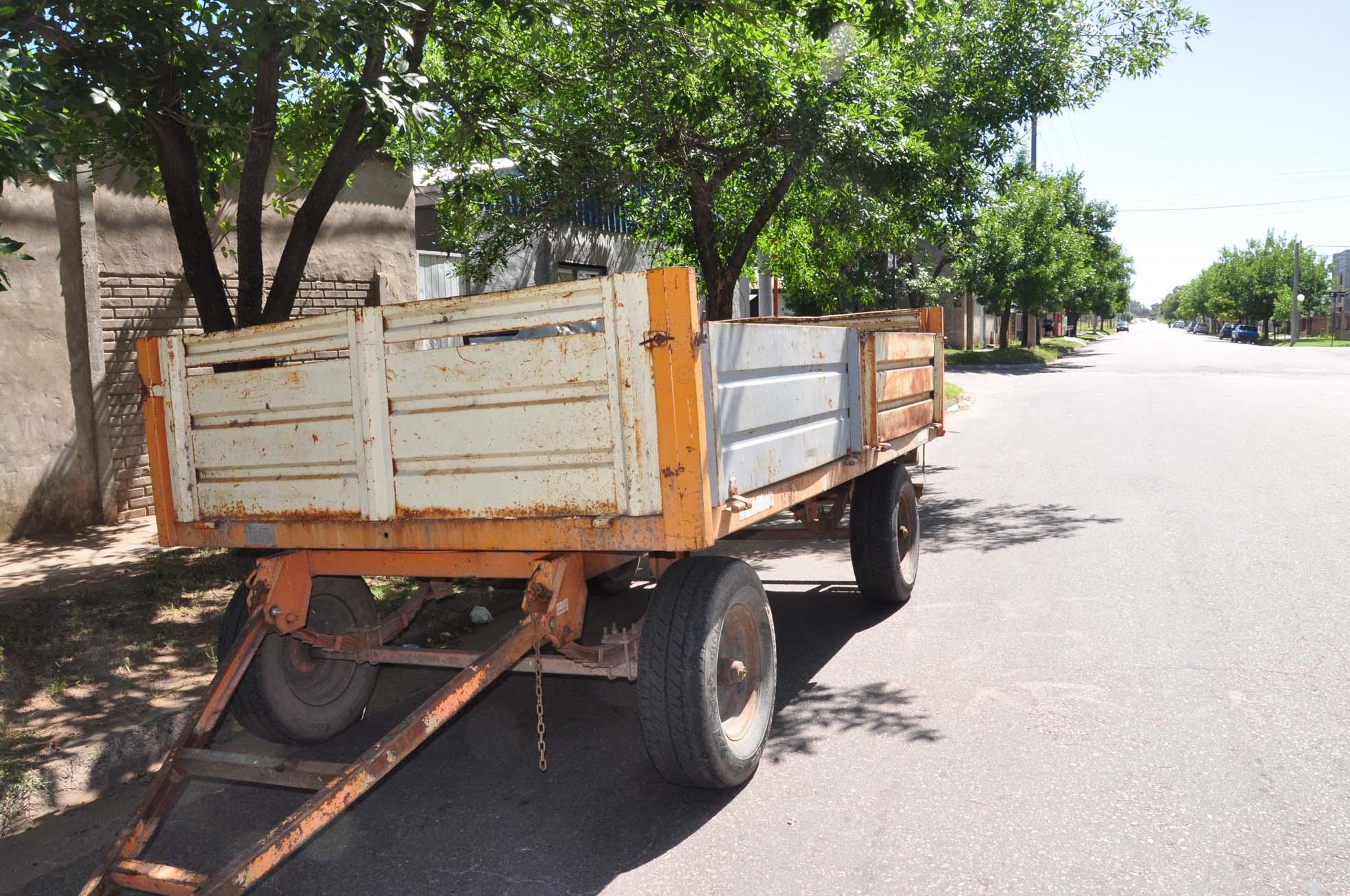 Descacharrización en el Barrio UOCRA