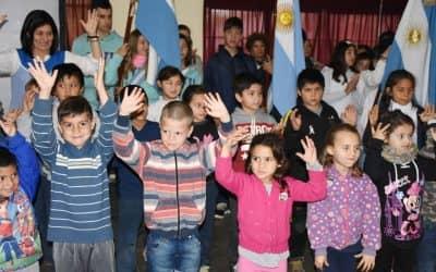 Se realizó el acto oficial por el Día del Respeto a la Diversidad Cultural