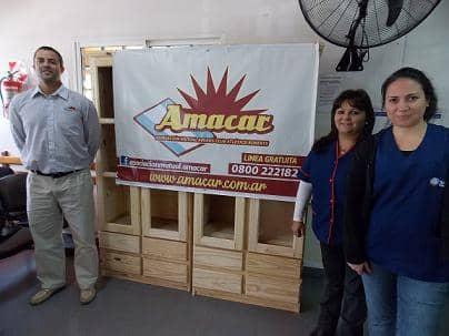Donación para el Centro Ameghino