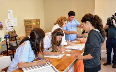 MÁS DE 200 EXTRACCIONES SE REALIZARON HOY (VIERNES) EN EL MARCO DE LA CAMPAÑA DE DONACIÓN DE SANGRE