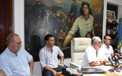 EL INTENDENTE MUNICIPAL Y LOS SECRETARIOS DONARÁN EL 30% DE SU SALARIO POR LA EMERGENCIA SANITARIA