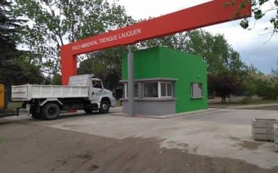 ECOCANJE: LOS VECINOS PUEDEN ACERCAR LOS RESIDUOS RECICLABLES AL POLO AMBIENTAL Y LLEVARSE A CAMBIO EL ECOKIT DE REGALO