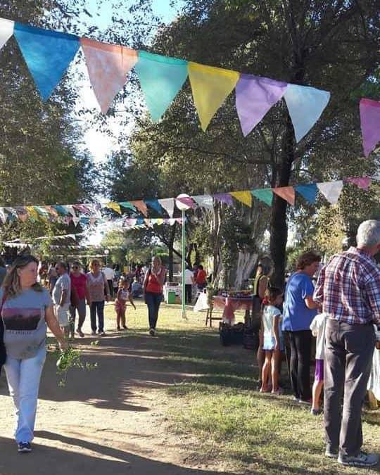 Se realizó ayer la EcoFeria en el Parque Municipal de 30 de Agosto