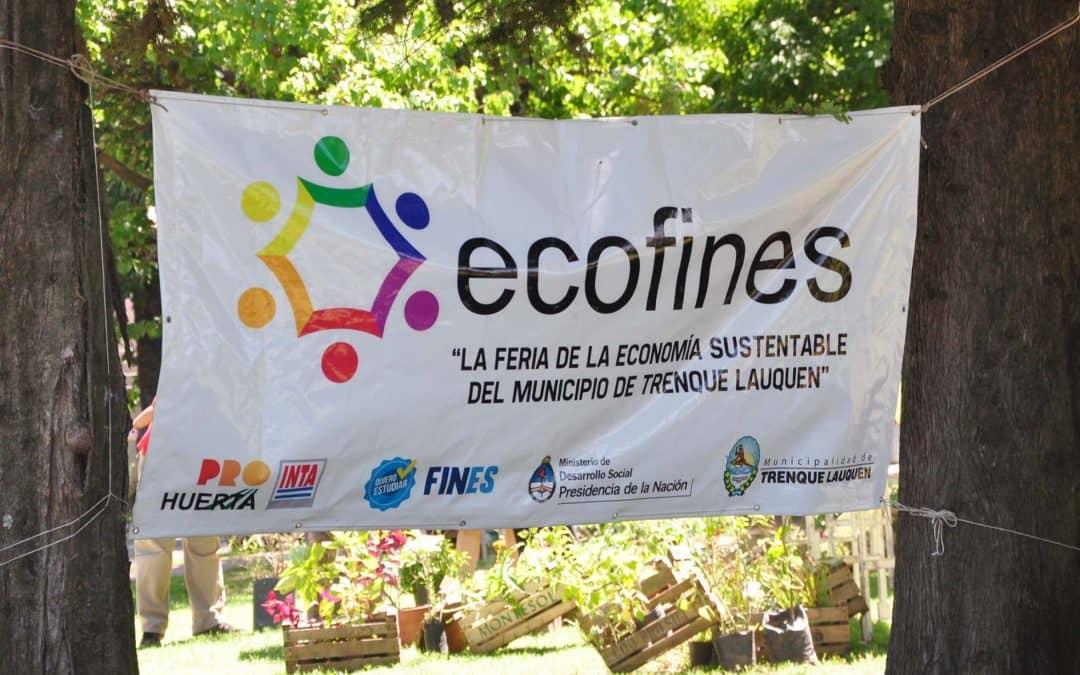 Este sábado se realizará una nueva Feria Ecofines