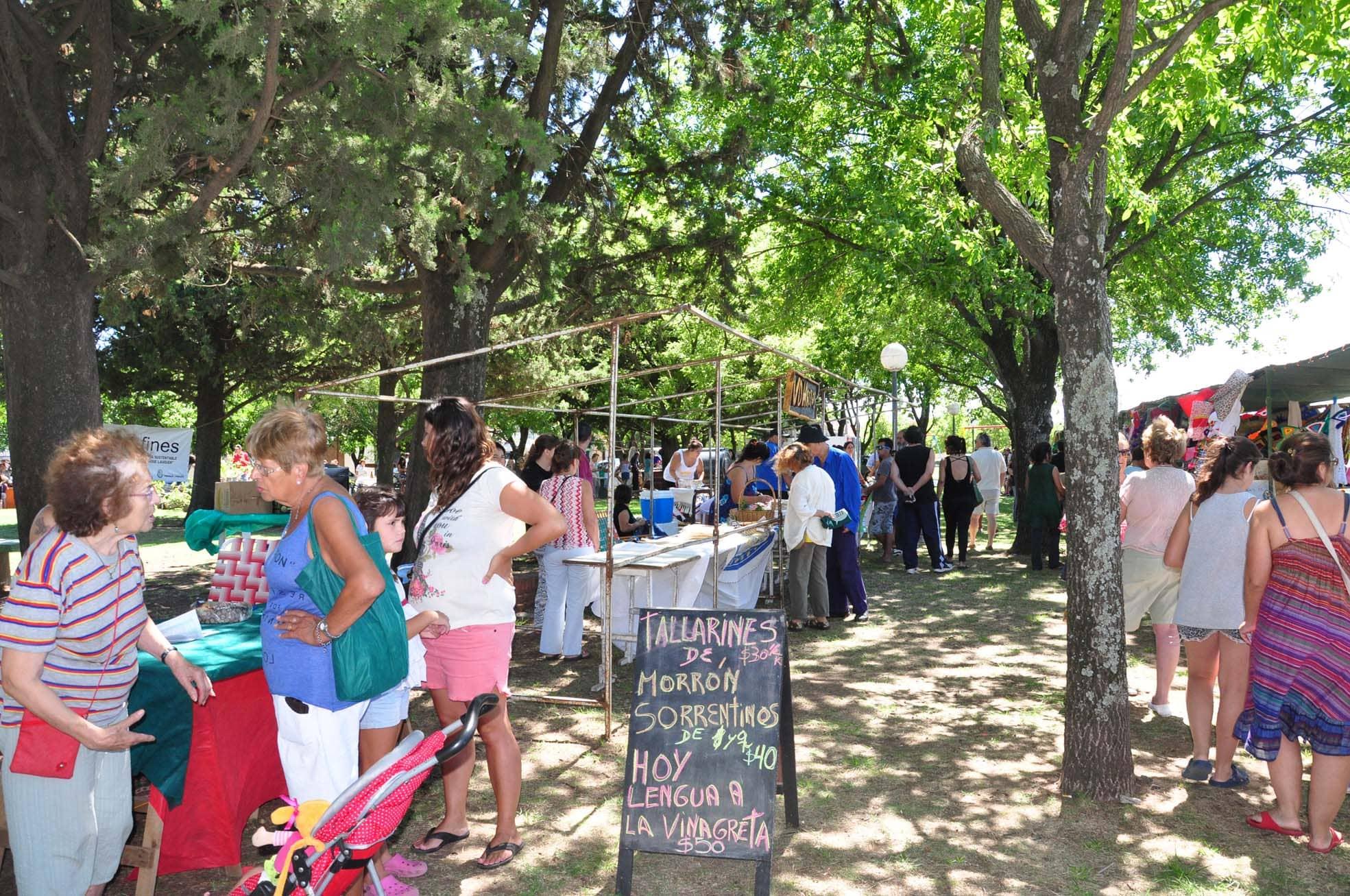 Se realizó una nueva Feria EcoFines