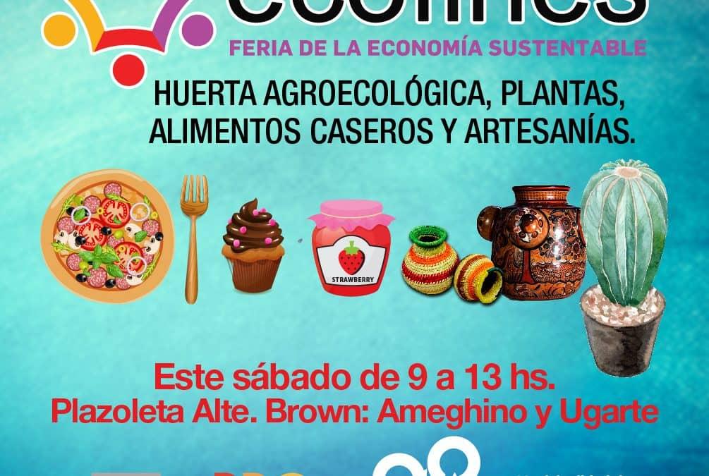 Este sábado (13) se realizará una nueva Feria EcoFines