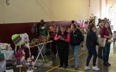 Se realizó una Feria EcoFines por el aniversario de la ciudad