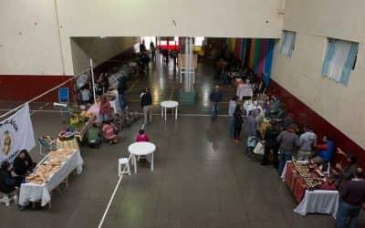 Se realizó el sábado pasado una nueva Feria EcoFines