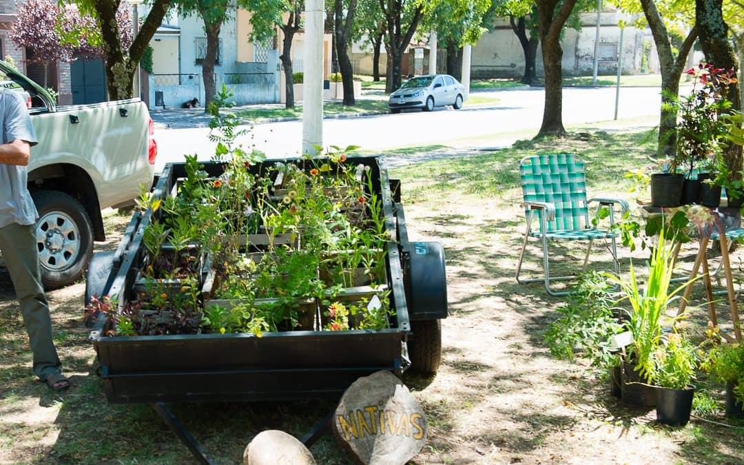 Se realizó el sábado una nueva edición de EcoFines Verde