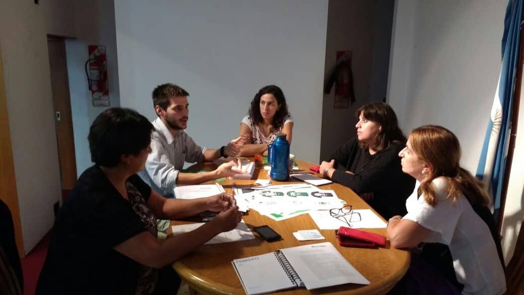 Se realizó una reunión con Educación para poner en marcha el programa Conductor Designado