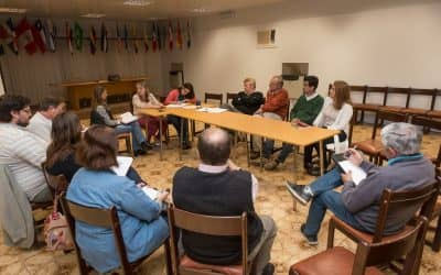 Se reunió la mesa distrital del Consejo Provincial de Educación y Trabajo