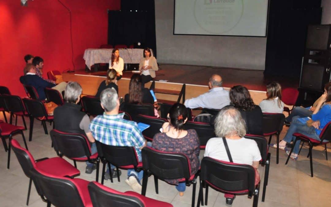 Se realizaron las actividades del segundo día de la Semana del Emprendedor