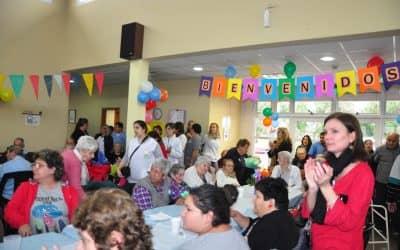 Encuentro interdistrital de residentes de hogares de adultos mayores