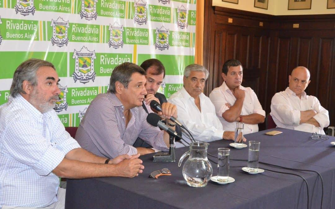 Fernández participó de un nuevo encuentro regional de intendentes