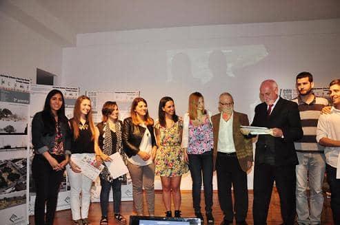 Plaza San Martín: entregaron premios a los ganadores