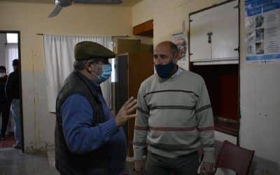 EL HOSPITAL MUNICIPAL DR. FRANCISCO EGUIGUREN TAMBIÉN INCORPORA NUEVO EQUIPAMIENTO: UN ELECTRO CARDIÓGRAFO