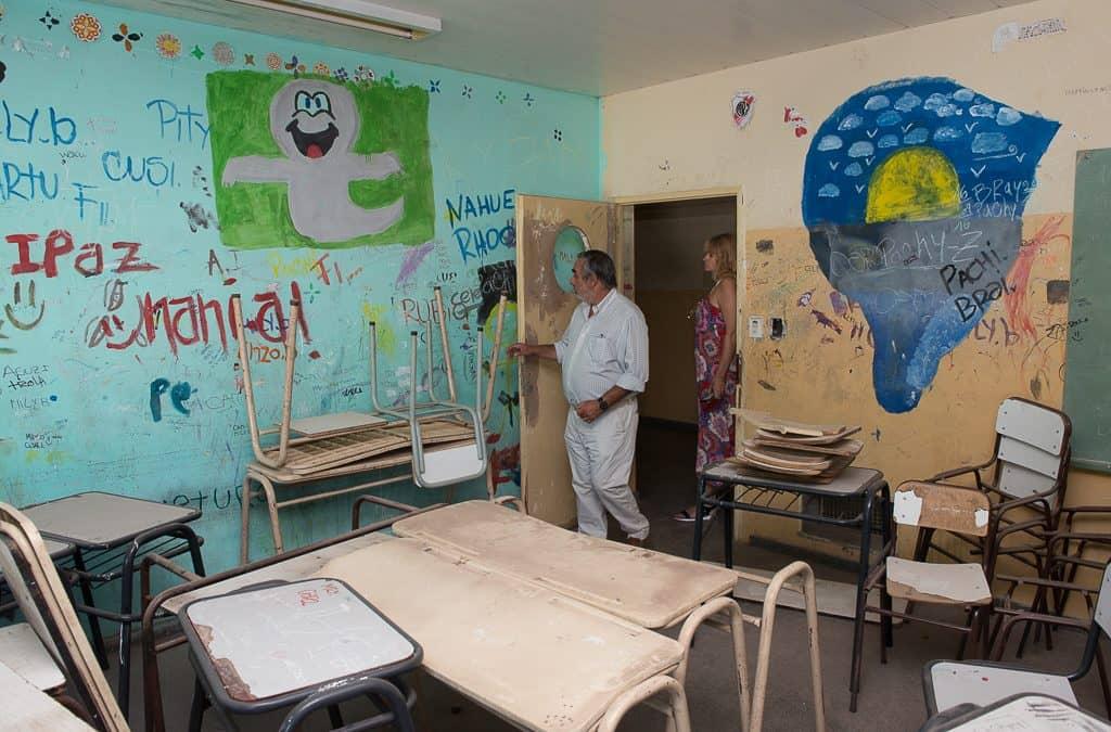 La Escuela 46 se suma como obra del Fondo Educativo