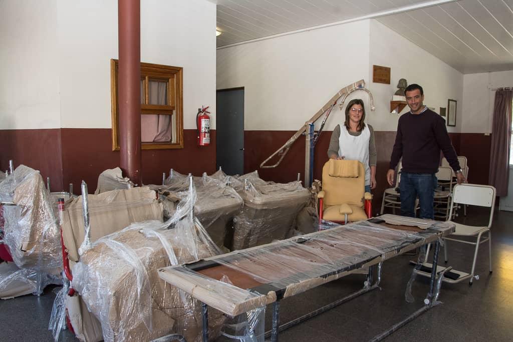 Mobiliario para la escuela 501 municipalidad de trenque for Mobiliario para escuelas