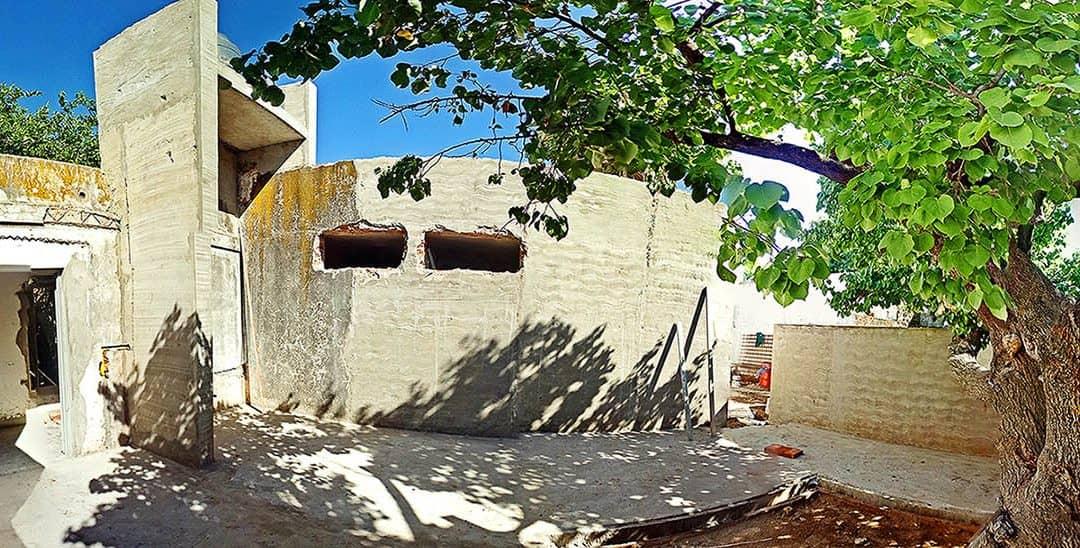 El Municipio avanza con la obra en el edificio de la Ex Escuela Municipal